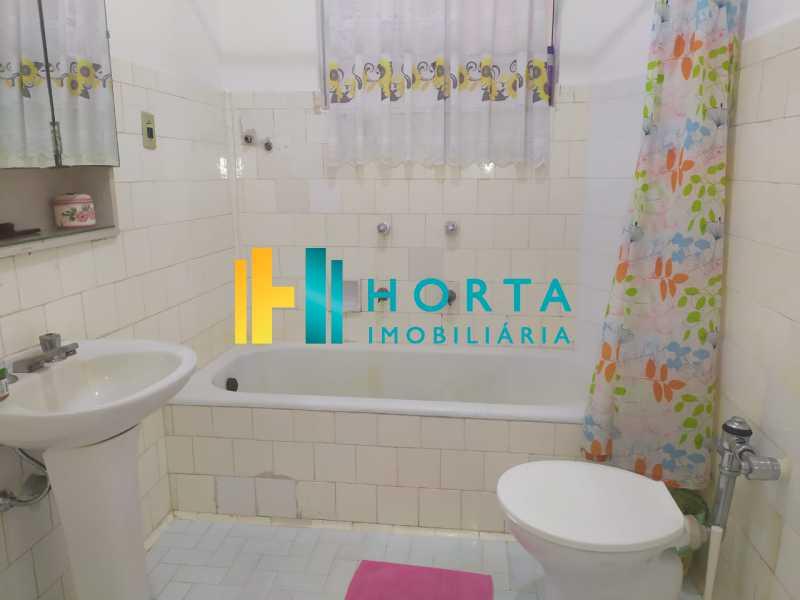 BANHEIRO SOCIAL 1 - Apartamento à venda Rua Djalma Ulrich,Copacabana, Rio de Janeiro - R$ 1.000.000 - CO12135 - 16