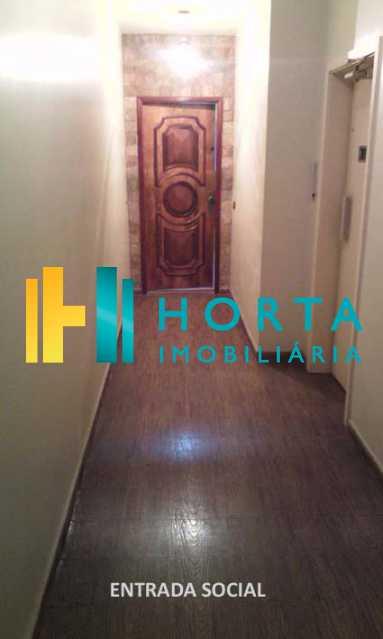 1 - - ENTRADA SOCIAL - Apartamento à venda Rua Marquês de Abrantes,Flamengo, Rio de Janeiro - R$ 900.000 - FL12637 - 5