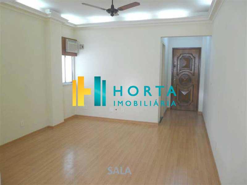 3 - - Sala - Apartamento à venda Rua Marquês de Abrantes,Flamengo, Rio de Janeiro - R$ 900.000 - FL12637 - 1