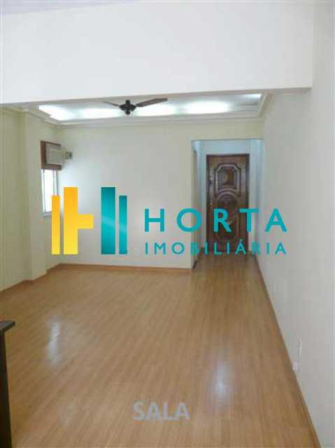 4 - -Sala - Apartamento à venda Rua Marquês de Abrantes,Flamengo, Rio de Janeiro - R$ 900.000 - FL12637 - 4