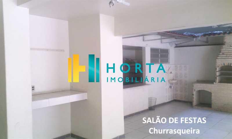 60- SALÃO DE FESTAS - Churras - Apartamento à venda Rua Marquês de Abrantes,Flamengo, Rio de Janeiro - R$ 900.000 - FL12637 - 31