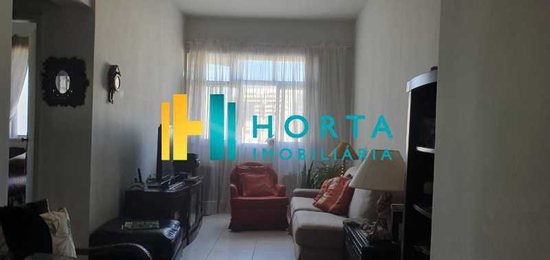 1 - Raridade em Copacabana Posto 3. Otima localização, quarto e sala excelente, reformado, quarto com armário, sala dois ambientes, esquadrias de alumínio, cozinha, banheiro com blindex e instalação para lavadora, hidráulica e elétrica novas, piso em porcela - CO13053 - 1