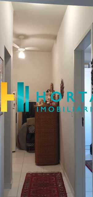 4 - Raridade em Copacabana Posto 3. Otima localização, quarto e sala excelente, reformado, quarto com armário, sala dois ambientes, esquadrias de alumínio, cozinha, banheiro com blindex e instalação para lavadora, hidráulica e elétrica novas, piso em porcela - CO13053 - 5