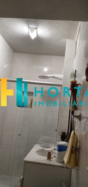11 - Raridade em Copacabana Posto 3. Otima localização, quarto e sala excelente, reformado, quarto com armário, sala dois ambientes, esquadrias de alumínio, cozinha, banheiro com blindex e instalação para lavadora, hidráulica e elétrica novas, piso em porcela - CO13053 - 12