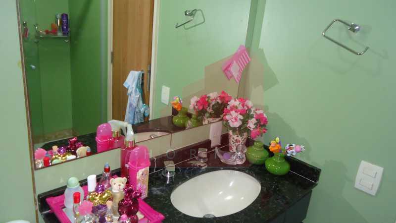 banheiro social foto 1 - Apartamento À Venda - Leme - Rio de Janeiro - RJ - CPAP30142 - 6