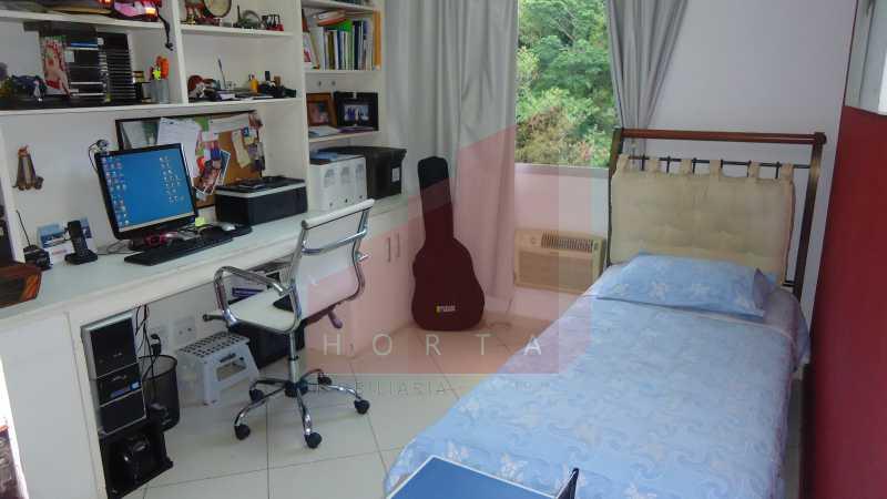 quarto reversivel escritório  - Apartamento À Venda - Leme - Rio de Janeiro - RJ - CPAP30142 - 4