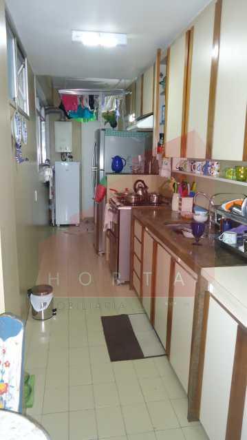 banheiro da suite foto 1 - Apartamento À Venda - Leme - Rio de Janeiro - RJ - CPAP30142 - 19