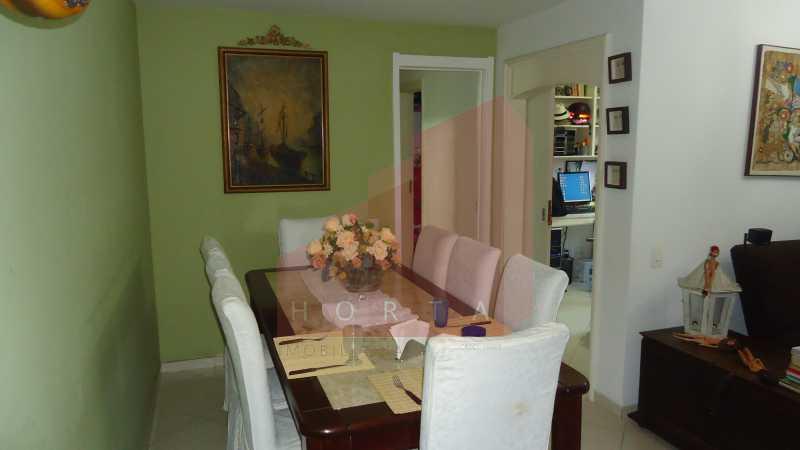 sala de jantar foto 1 - Apartamento À Venda - Leme - Rio de Janeiro - RJ - CPAP30142 - 1