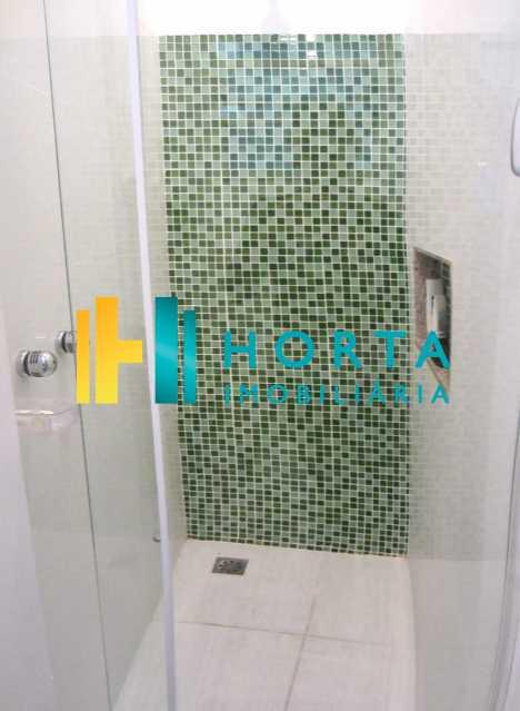 WhatsApp Image 2020-04-18 at 1 - MELHOR OPÇÃO NO LEBLON! Horta Imóveis Vende: 85m², totalmente reformado, 2 quartos, 1 suíte, 2 banheiros, sala em dois ambientes, . Suíte com Home Office, banheiro privativo e armário embutido. Segundo quarto com armário embutido. Cozinha área de serviço - CPAP20108 - 13