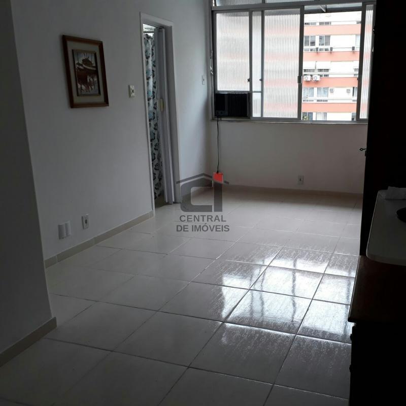 FOTO1 - Kitnet/Conjugado À Venda - Laranjeiras - Rio de Janeiro - RJ - FL14945 - 1