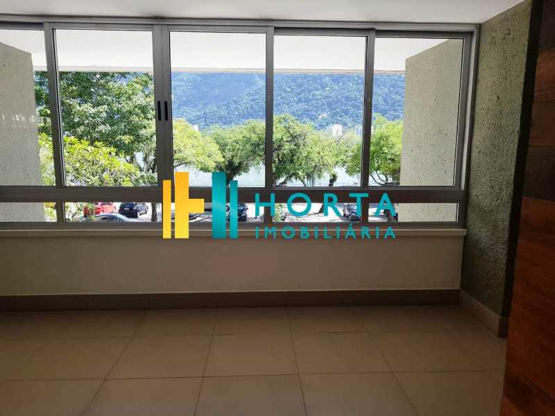27 - Apartamento Lagoa, Rio de Janeiro, RJ À Venda, 4 Quartos, 143m² - FLAP40027 - 1
