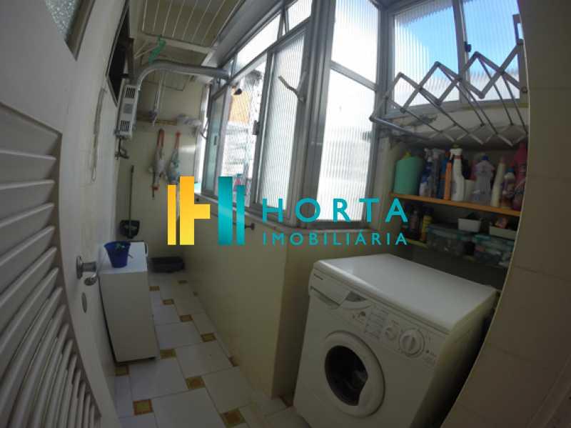 ANITA G _ AREA SERVIC?O - Apartamento À Venda - Copacabana - Rio de Janeiro - RJ - CPAP30232 - 14