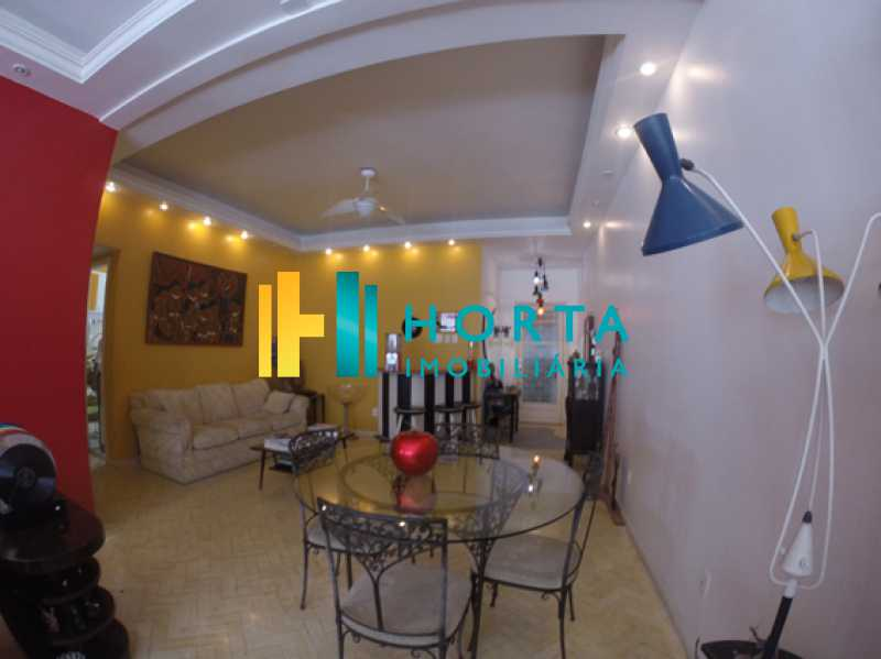 ANITA G _ SALA DE JANTAR - Apartamento À Venda - Copacabana - Rio de Janeiro - RJ - CPAP30232 - 1