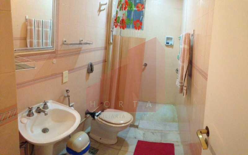 barata banheiro 1 - Apartamento À Venda - Copacabana - Rio de Janeiro - RJ - CPAP30234 - 13