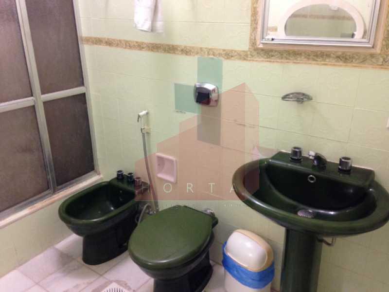barata banheiro 2 - Apartamento À Venda - Copacabana - Rio de Janeiro - RJ - CPAP30234 - 10