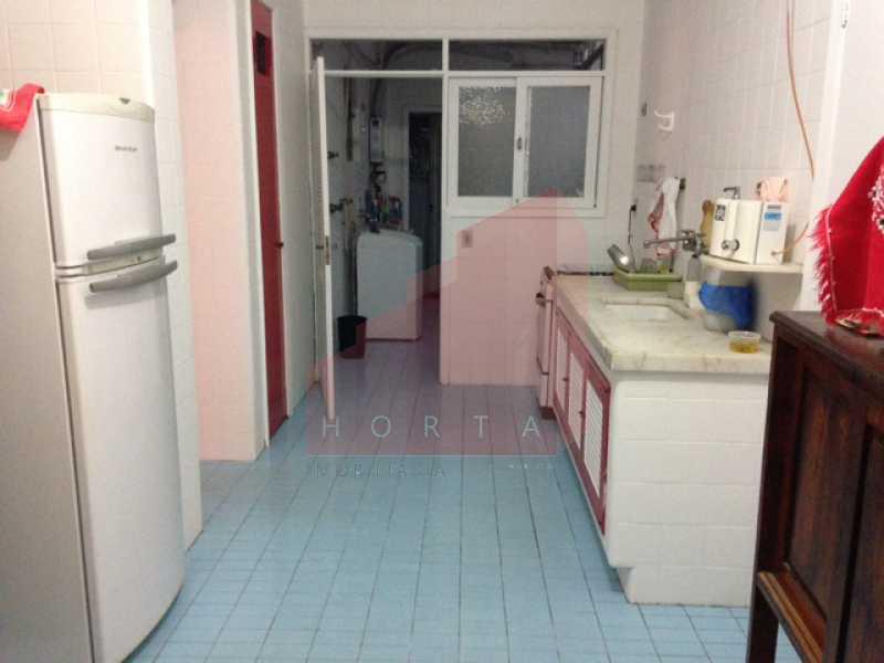 barata cozinha 1 - Apartamento À Venda - Copacabana - Rio de Janeiro - RJ - CPAP30234 - 16