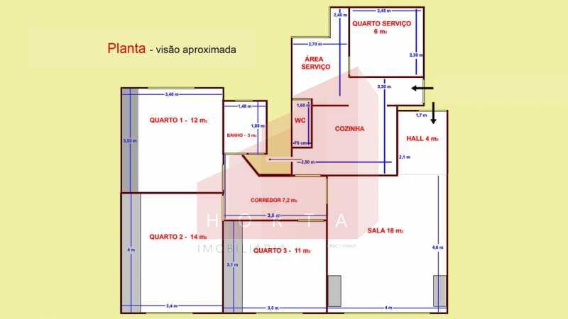 WhatsApp Image 2018-11-10 at 1 - Apartamento Laranjeiras,Rio de Janeiro,RJ À Venda,3 Quartos,96m² - FLAP30019 - 16