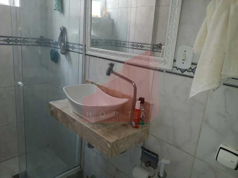 banheiro. - Apartamento À Venda - Ipanema - Rio de Janeiro - RJ - CPAP40036 - 20