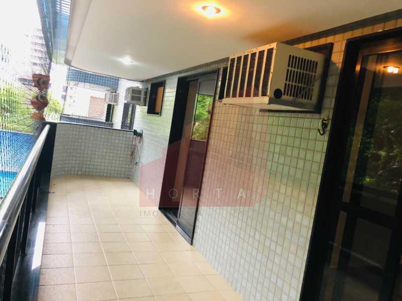 05 - Apartamento Tijuca,Rio de Janeiro,RJ À Venda,3 Quartos,134m² - FLAP30045 - 4