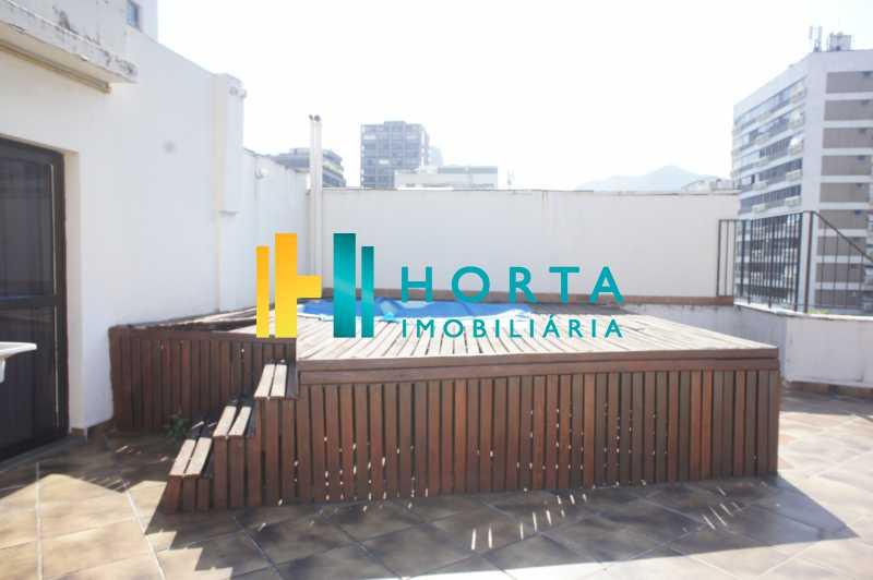 16 - Cobertura à venda Praça Almirante Belfort Vieira,Leblon, Rio de Janeiro - R$ 4.500.000 - CPCO30040 - 17