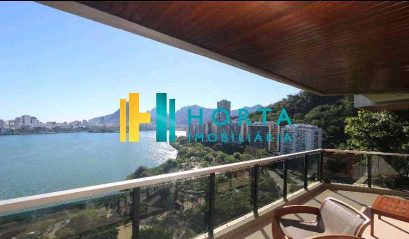 2 - Apartamento Lagoa, Rio de Janeiro, RJ À Venda, 3 Quartos, 160m² - CPAP30820 - 1