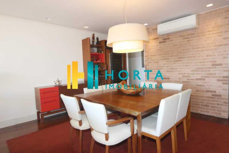 L - Apartamento Lagoa, Rio de Janeiro, RJ À Venda, 3 Quartos, 160m² - CPAP30820 - 4