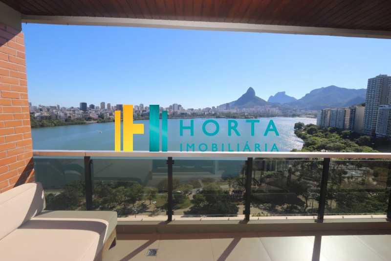 N - Apartamento Lagoa, Rio de Janeiro, RJ À Venda, 3 Quartos, 160m² - CPAP30820 - 13