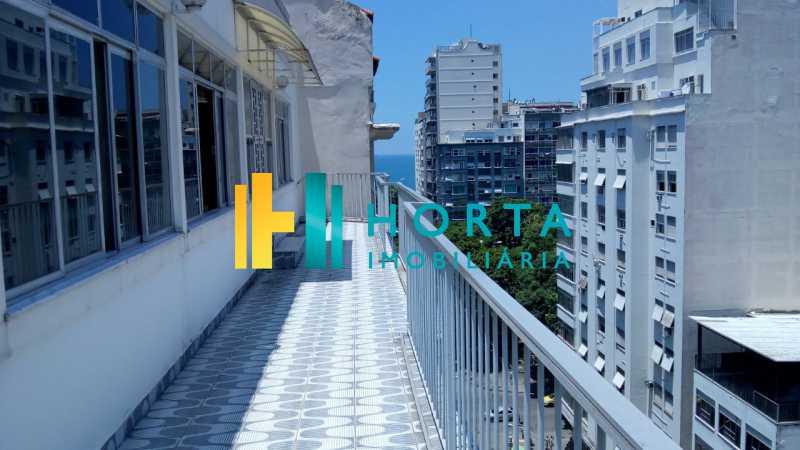1 - Cobertura 3 quartos à venda Copacabana, Rio de Janeiro - R$ 1.850.000 - CPCO30042 - 1