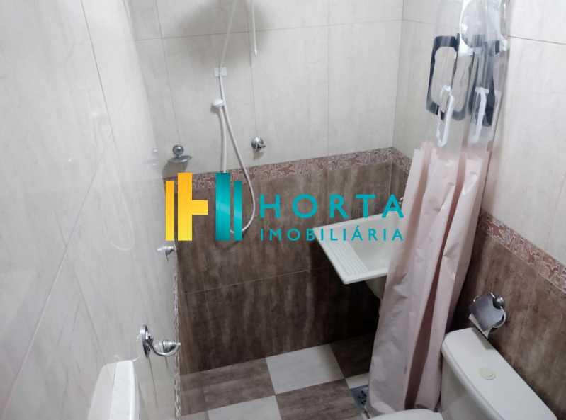 BANHEIRO BOX ABERTO - Apartamento 1 quarto à venda Botafogo, Rio de Janeiro - R$ 350.000 - FLAP10053 - 29