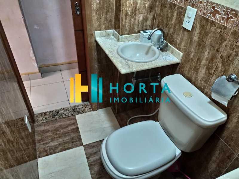 BANHEIRO PIA E SANITARIO - Apartamento 1 quarto à venda Botafogo, Rio de Janeiro - R$ 350.000 - FLAP10053 - 27