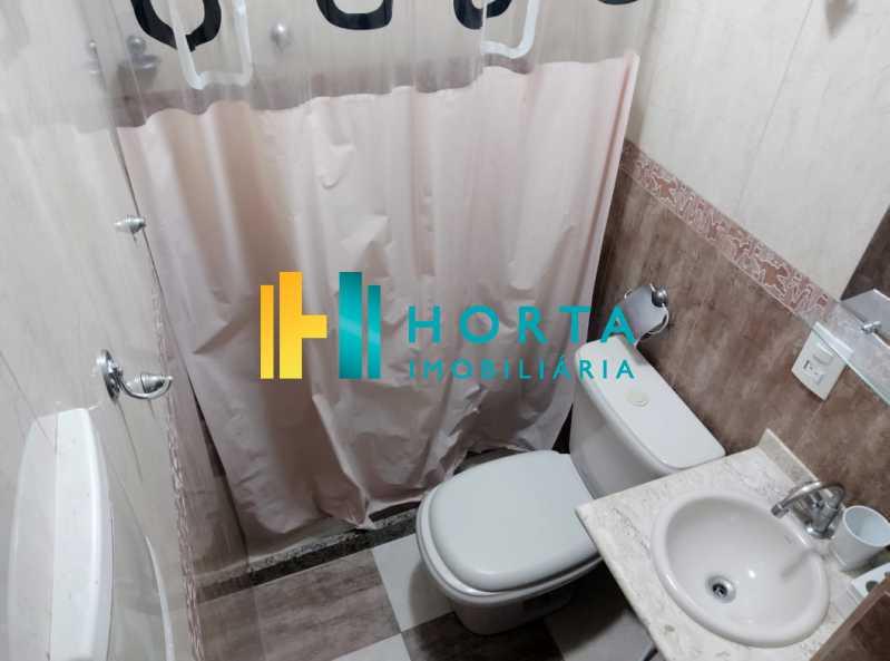 BANHEIRO PIA SANITARIO E BOX - Apartamento 1 quarto à venda Botafogo, Rio de Janeiro - R$ 350.000 - FLAP10053 - 24