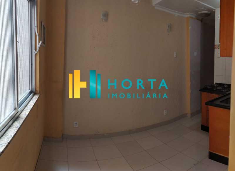 COZINHA VISTA ENTRADA - Apartamento 1 quarto à venda Botafogo, Rio de Janeiro - R$ 350.000 - FLAP10053 - 12