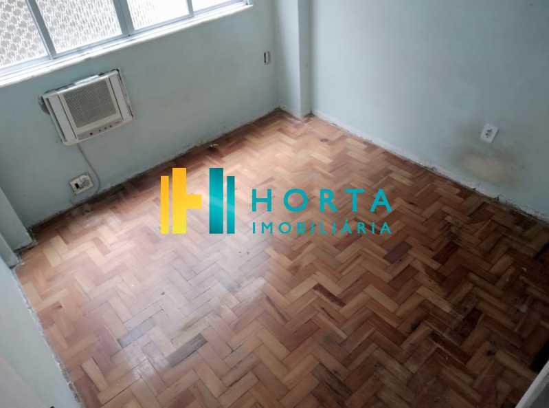 QUARTO FOTO DO PISO - Apartamento 1 quarto à venda Botafogo, Rio de Janeiro - R$ 350.000 - FLAP10053 - 8