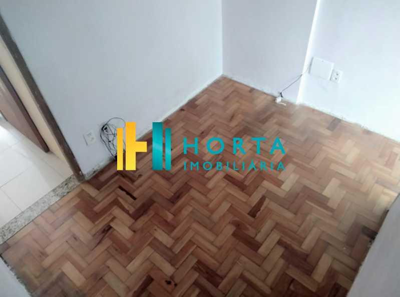 SALA FOTO DO PISO - Apartamento 1 quarto à venda Botafogo, Rio de Janeiro - R$ 350.000 - FLAP10053 - 4