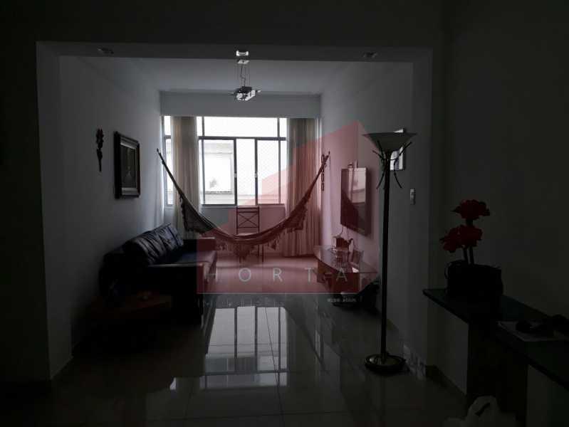 sala 1. - Apartamento À Venda - Copacabana - Rio de Janeiro - RJ - CPAP30265 - 4