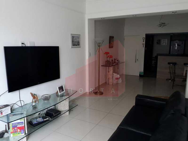 sala 2. - Apartamento À Venda - Copacabana - Rio de Janeiro - RJ - CPAP30265 - 1