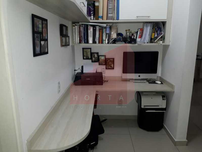 escritorio 2. - Apartamento À Venda - Copacabana - Rio de Janeiro - RJ - CPAP30265 - 15