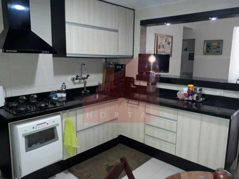 COZINHA 1. - Apartamento À Venda - Copacabana - Rio de Janeiro - RJ - CPAP30265 - 16