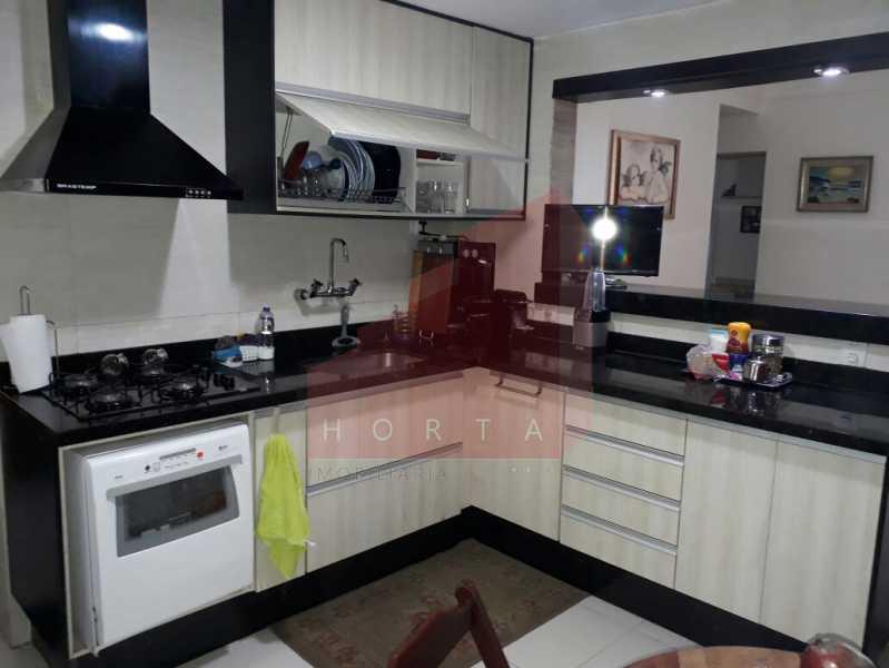 COZINHA 2. - Apartamento À Venda - Copacabana - Rio de Janeiro - RJ - CPAP30265 - 17