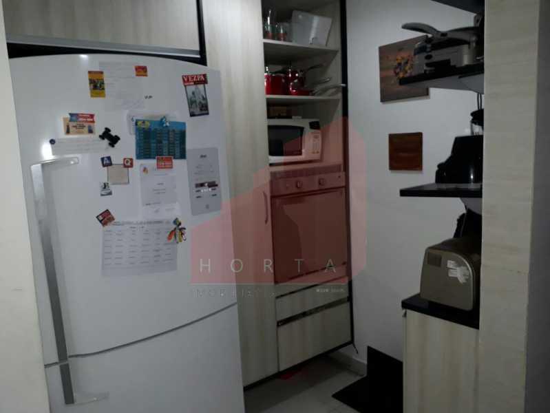 COZINHA 3. - Apartamento À Venda - Copacabana - Rio de Janeiro - RJ - CPAP30265 - 18