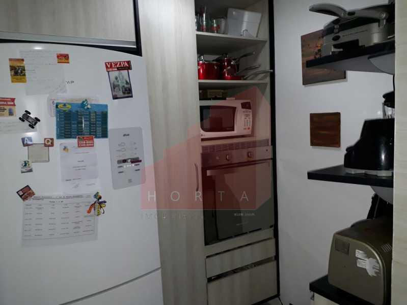 COZINHA 4. - Apartamento À Venda - Copacabana - Rio de Janeiro - RJ - CPAP30265 - 19