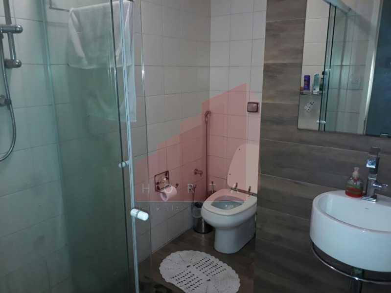 banheiro social. - Apartamento À Venda - Copacabana - Rio de Janeiro - RJ - CPAP30265 - 23