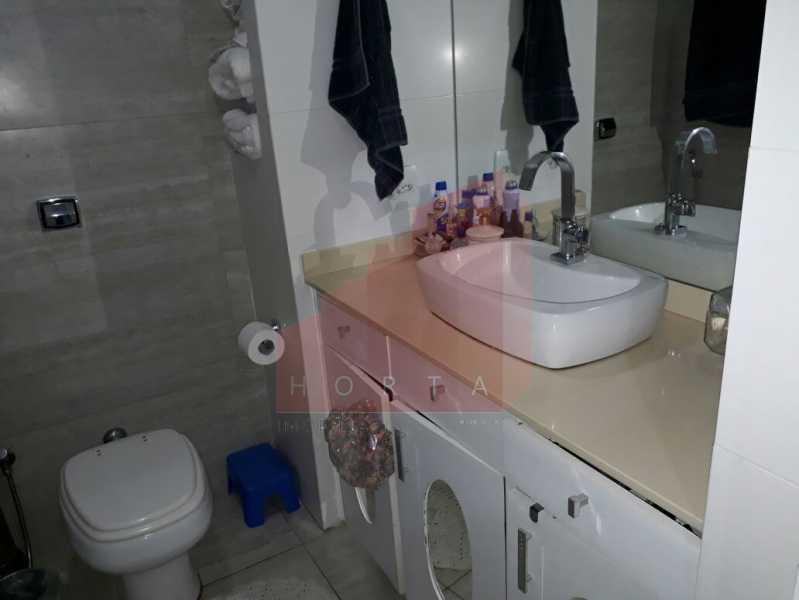 banheiro suite 1. - Apartamento À Venda - Copacabana - Rio de Janeiro - RJ - CPAP30265 - 24