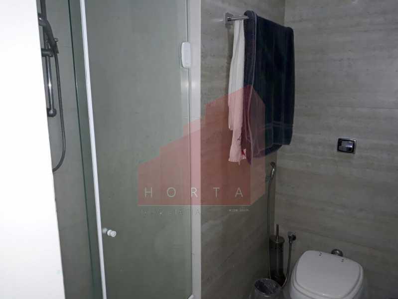 banheiro suite 2. - Apartamento À Venda - Copacabana - Rio de Janeiro - RJ - CPAP30265 - 25