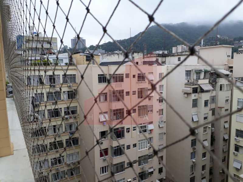 VISTA FRONTAL 1. - Apartamento À Venda - Copacabana - Rio de Janeiro - RJ - CPAP30265 - 27