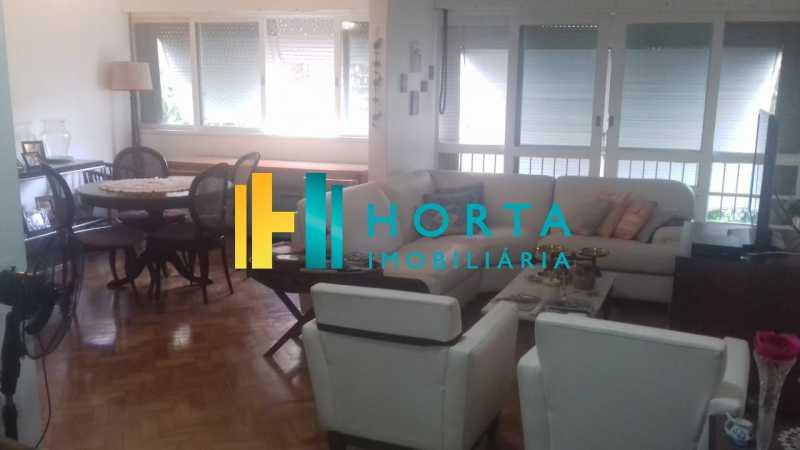 3 - Apartamento Ipanema, Rio de Janeiro, RJ À Venda, 3 Quartos, 132m² - CPAP30909 - 1