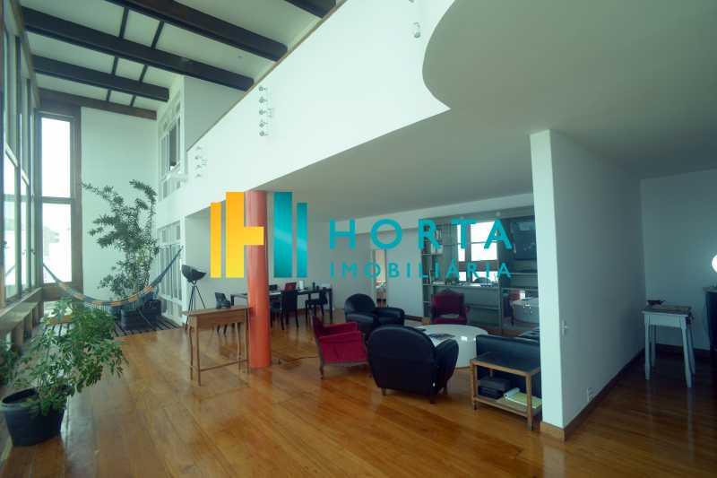 living 1st floor2. - Cobertura 3 quartos à venda Copacabana, Rio de Janeiro - R$ 8.550.000 - CPCO30048 - 3