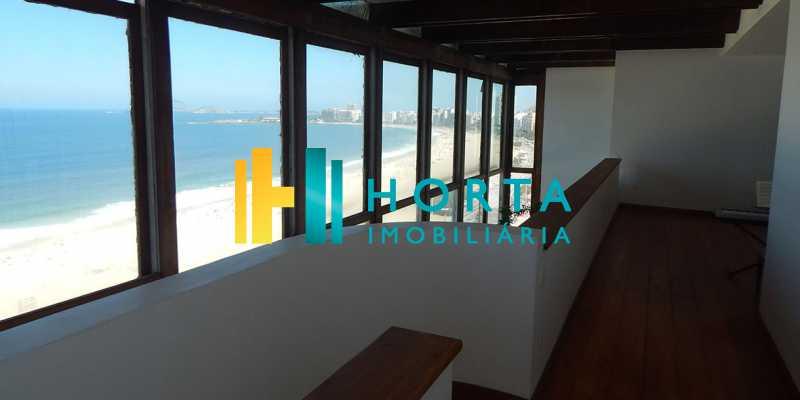 living 2nd floor - Cobertura 3 quartos à venda Copacabana, Rio de Janeiro - R$ 8.550.000 - CPCO30048 - 28