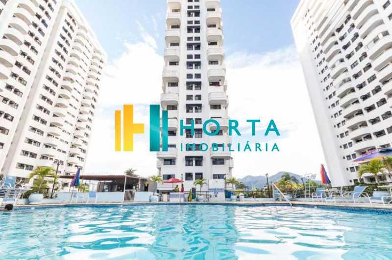 20 - Apartamento Recreio dos Bandeirantes, Rio de Janeiro, RJ À Venda, 2 Quartos, 80m² - CPAP20695 - 25