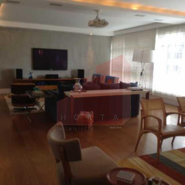 PIRAJA 01 - Apartamento À Venda - Ipanema - Rio de Janeiro - RJ - CPAP00088 - 4